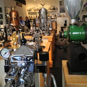 How I brought the first domestic espresso maker to Hollywood