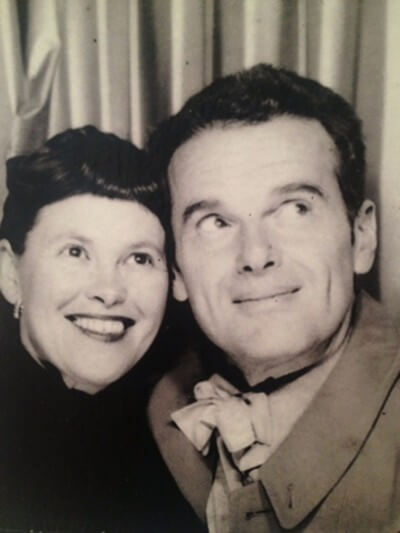 My first overnight in LA with Charles and Ray Eames in Pacific Palisades – 1952