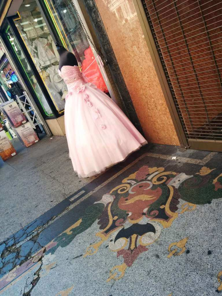 LAVA Broadway on My Mind walking tour #3 September 2013