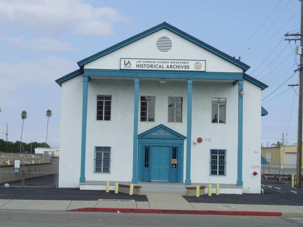 Port of Los Angeles Archives In Danger