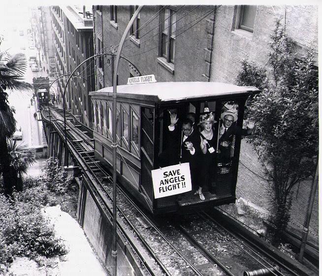 Saving Angels Flight