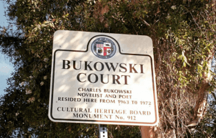 Haunts of A Dirty Old Man: Charles Bukowski's Los Angeles tour