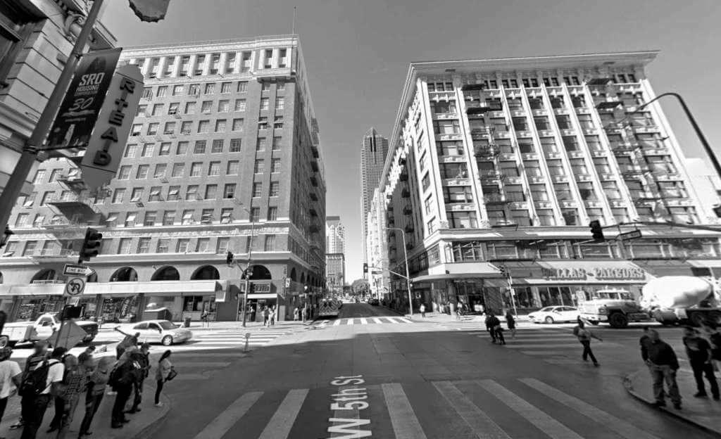The Flâneur & The City: Historic Core
