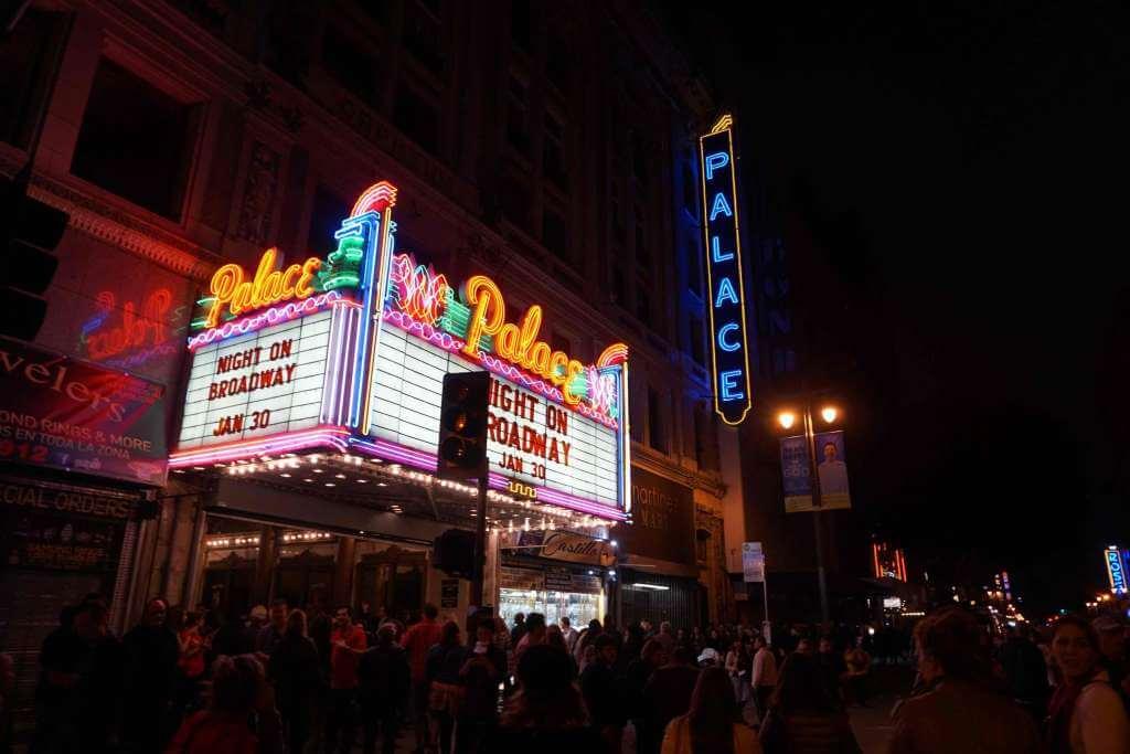LAVA Broadway on My Mind walking tour #9 May 2014