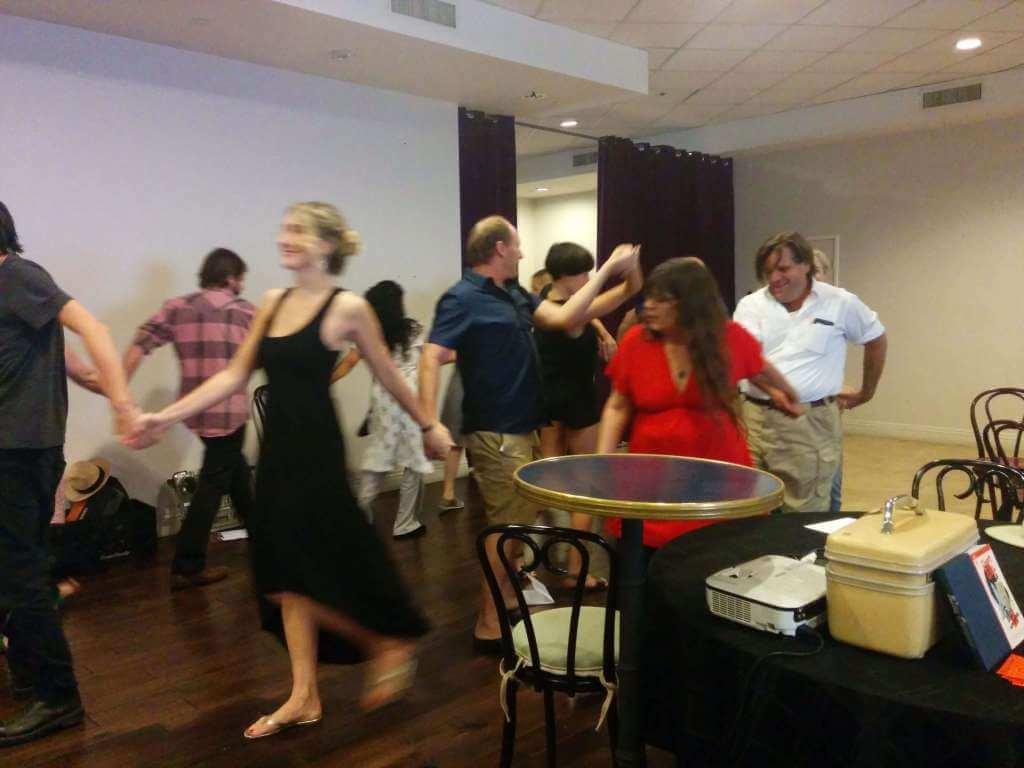LAVA Salon August 2014