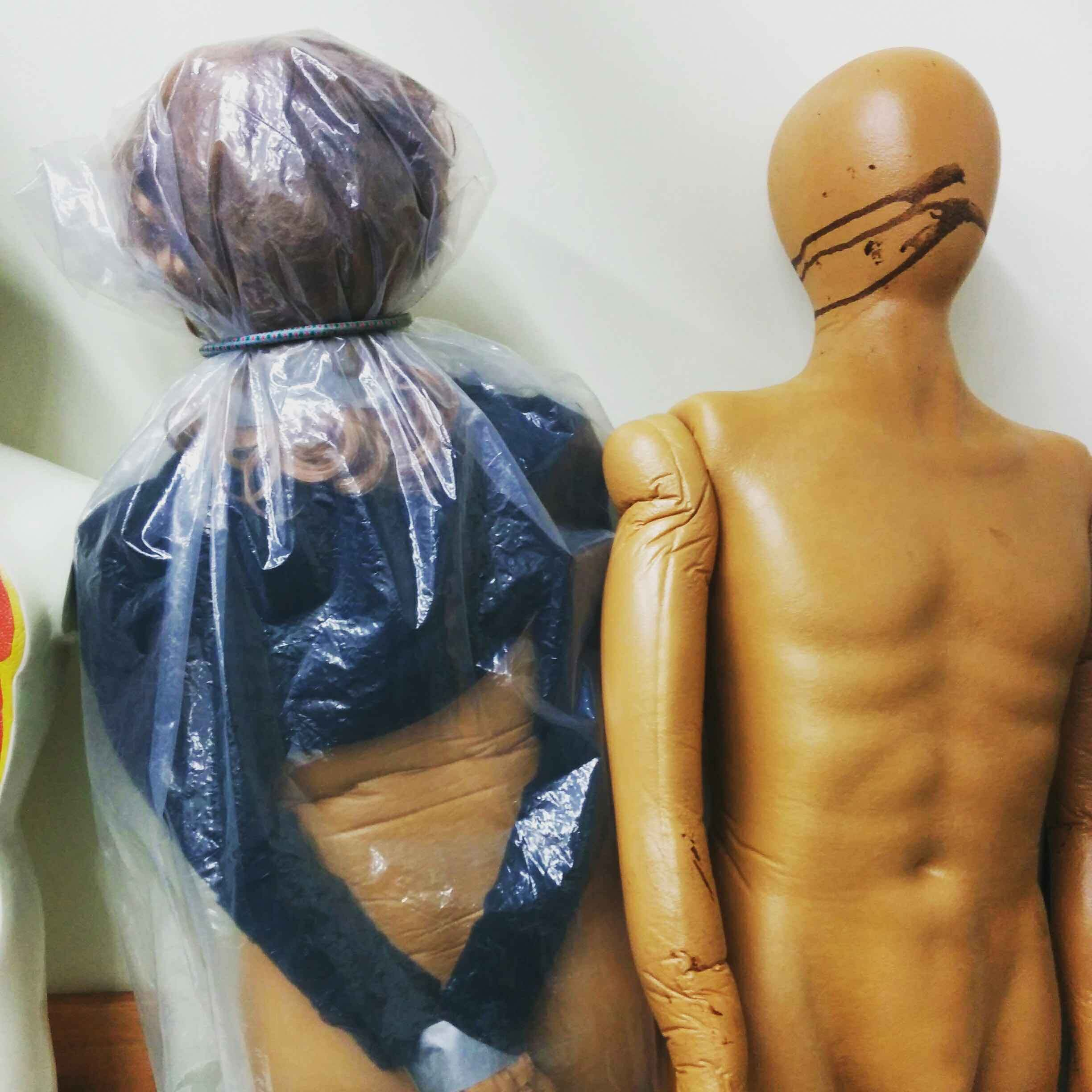 The Spider-Man Bandit & The Artificial Human Head: Breakthroughs in Crime Scene Investigation