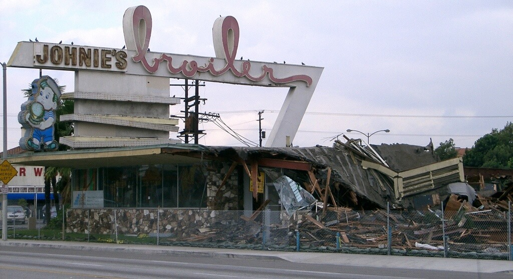 Downey's Googie Phoenix: Harvey's Broiler 10th Anniversary Restoration Celebration