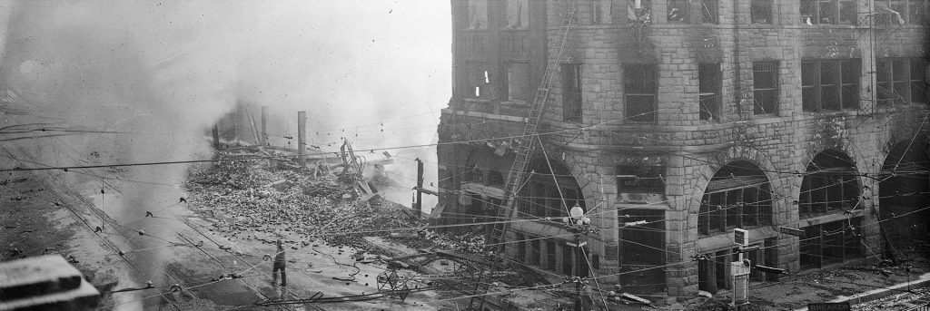 The 1910 Bombing of the Los Angeles Times with Detective Mike Digby