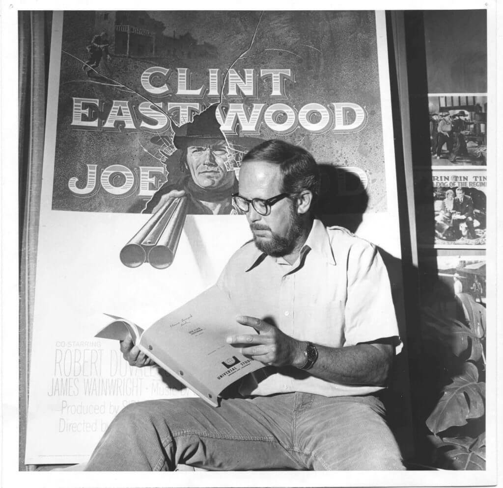 Elmore Leonard in Hollywood